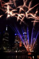 Firework: Moomba by red-s