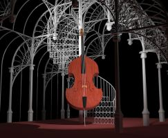 suite for unaccompanied cello by plasmid1