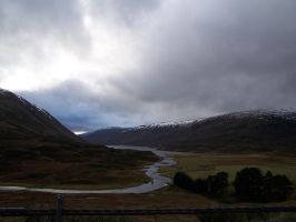 Highland View by dark4Maxine