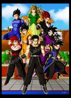 Z Force by orco05
