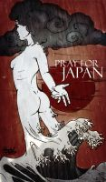 Pray For Japan by AphoticBlight