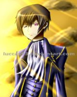 Lelouch - Code Geass by LuCCas93