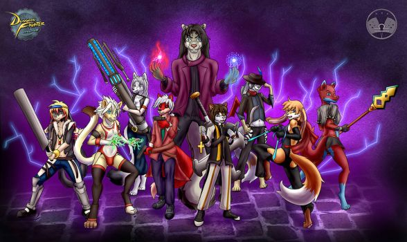 Dungeon Furry Online by Bethelon