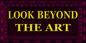Look Beyond The Art by llexandro