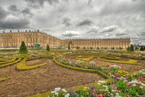 Palace of Versailles HDR by DanielleMiner