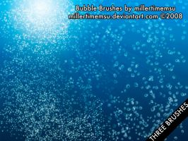 Water Bubbles Brush by millertimemsu