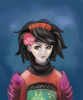Momohime/Art Trade by Bizeiix