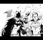 BATMAN V SUPERMAN by Nezotholem