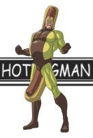 HotDogMan by Juggertha