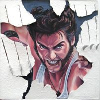 Wolverine by MightyAtom99