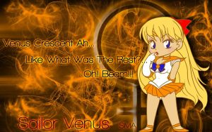 SMA - Sailor Venus 4 by EssJay89