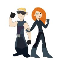 Kim Possible Avangers Edition by dead82