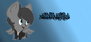 Swift Night Chibi Request  by furywind