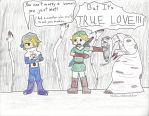 Legend Of Zelda: Dead Hand 'True Love' by RobinTheBard