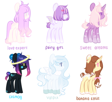 themed adopt sheet - CLOSED by cinnamon-bum