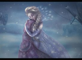 Frozen Heart by LordandGod