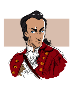 Gaston by AkEshiba