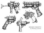 firearms collection by wiledog