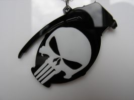 Punisher on ETSY by GringosCustoms