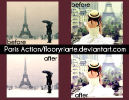 Paris action - by floor by FloorYriarte