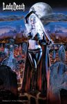 Lady Death comic cover by LadyLestat88