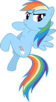 Request: Rainbow Dash by chrisgotjar