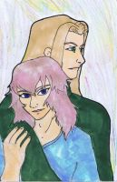 You put your arm around me by Willowanderer