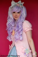 GLW Shoot - Dream Pastel by larkir