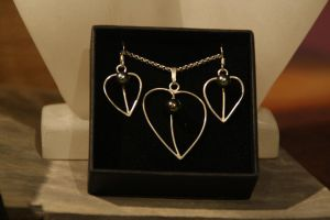 DSD: Pearl leaf set by dcsnijders