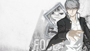 Yu Narukami | Persona 4 [Google Chrome Theme] by JackyJuJu