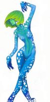 Water Lily by LynxGriffin