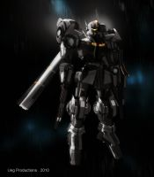 Mecha Concept _Unnamed by UEGProductions