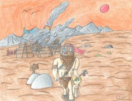 2160: Enter the Rough Skins by GeneralHelghast