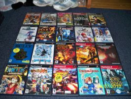 Angels Ps2 collection part 2 by Angelicstubborness