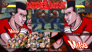 SF1 Mike Conversion Mod by InternetHandle