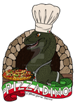 Pizza Dino - For Sale by Marjorque