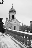Church by HelenZharova