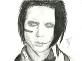 ANDY SIXX (BVB) by ALBABOREAL