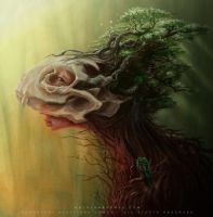 Tree by Whiteparasite