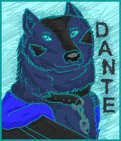 Dante Badge by Dante3o3