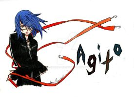 Agito for Agito X3 by KannaMoako