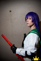 Saeko by elitecosplay