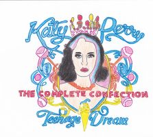 Katy Perry- The Complete Confection by kesha18Anime17