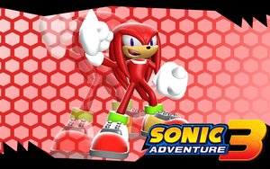 Sonic Adventure 3, Knuckles by NIBROCrock