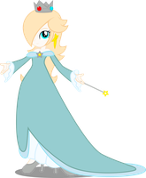 Princess Rosalina - in Equestria Girls style by Canterlotian
