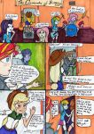 Rainbow Romps Page 8 by megaphonnic