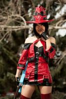 Guilty Gear - I-no 17 by Hyokenseisou-Cosplay