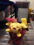 Pikachu in the Basket by MarioBlade64