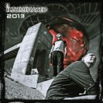 illuminated 2013 album cover by Mark Beachum by HCMP