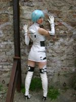 Ayanami Rei II by black---butterfly